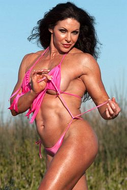 Much Bodybuilder girls nude galleries