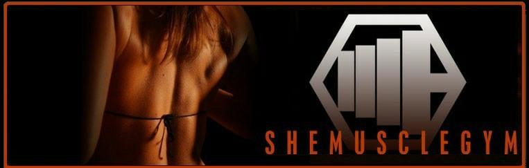 Shemuscle Muscle Girls