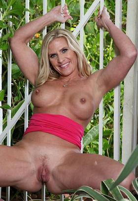 Muscle Girl Pornstar Picture