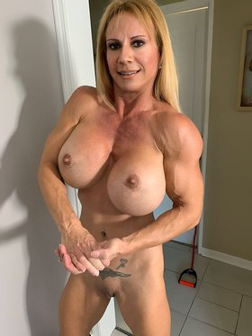 Muscular Female Picture