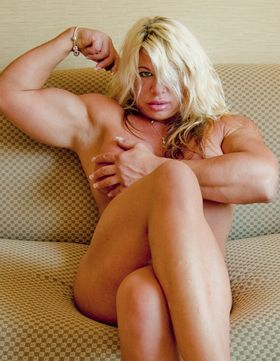 Female Bodybuilder Escort Picture