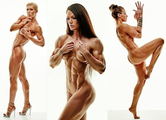 Female Bodybuilders Picture
