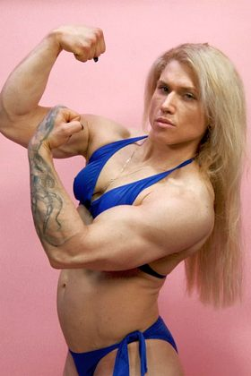 Female Bodybuilder Picture
