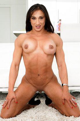 Female Muscular Pornstar Picture