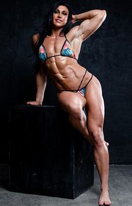 Female Fitness Model Picture