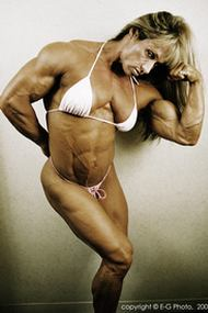 Female Fitness Modelr Picture