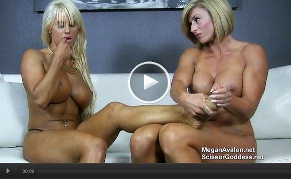 Nude Female Bodybuilders Picture