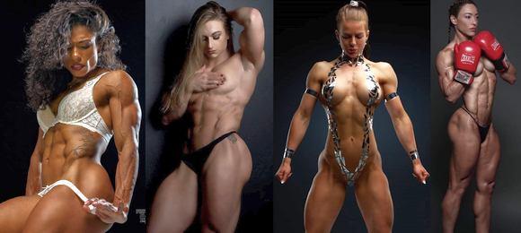 Female Bodybuilders Picture