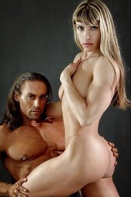 Muscular Girl Picture