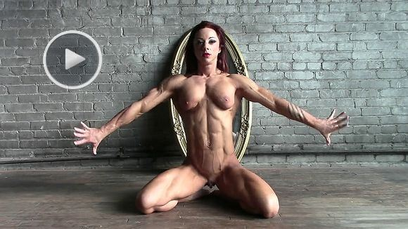 Female Model Muscles Picture