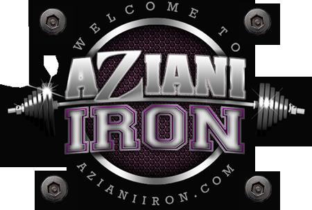 Aziani Iron Logo