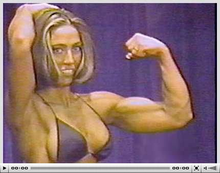 Female Bodybuilder Movie