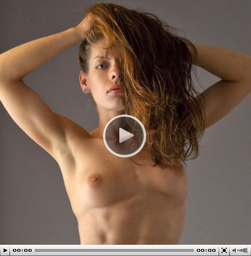 Female Muscle Model