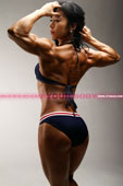 Korean Muscle Girl Picture