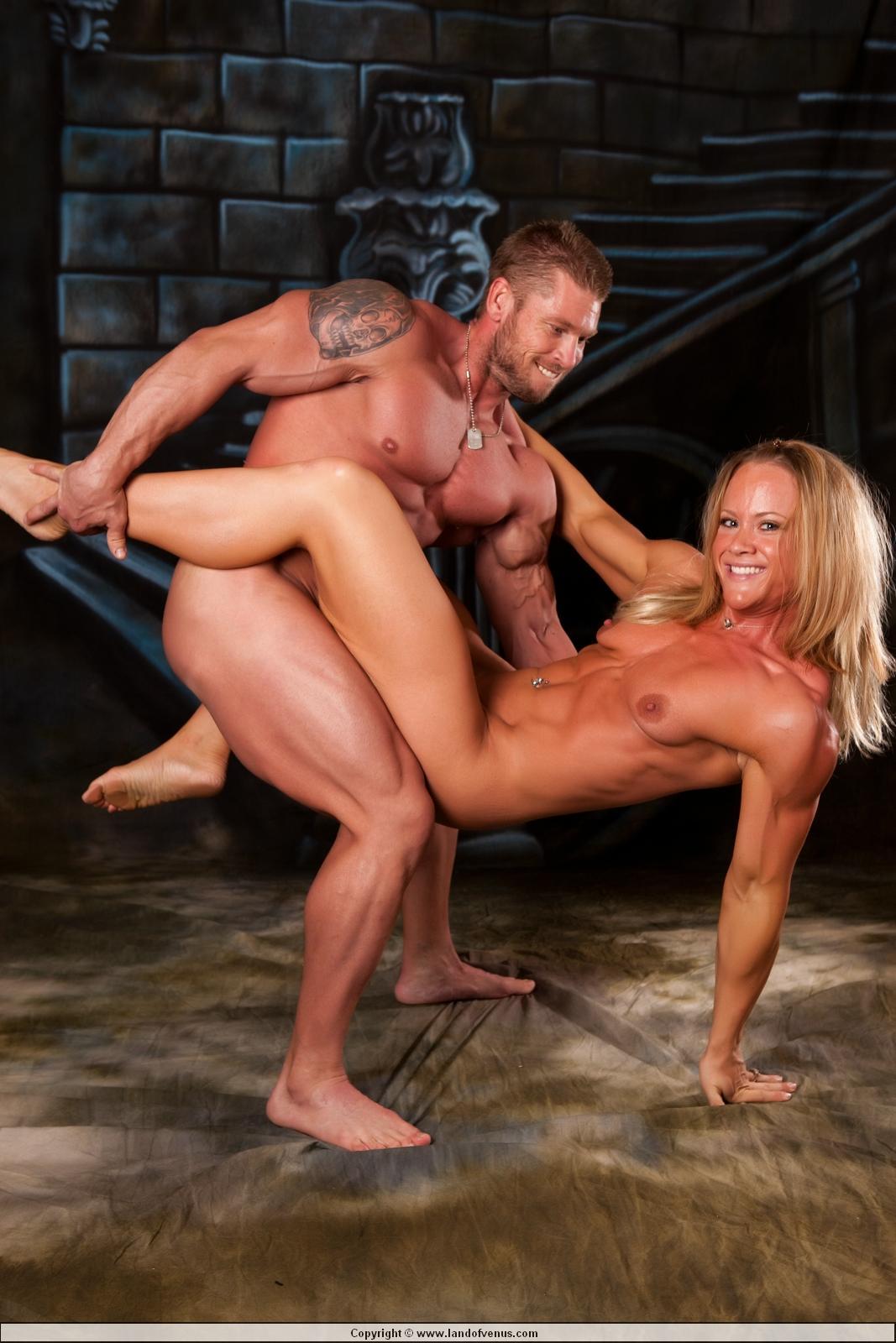 Muscle Girl Muscle Boy-2939