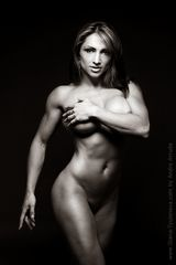 muscle girl picture