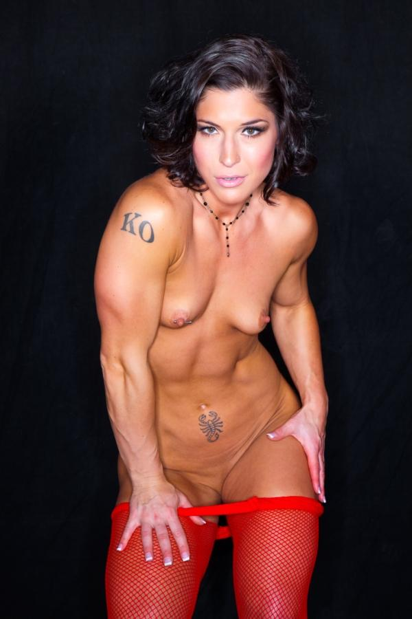 Girls with muscle nude