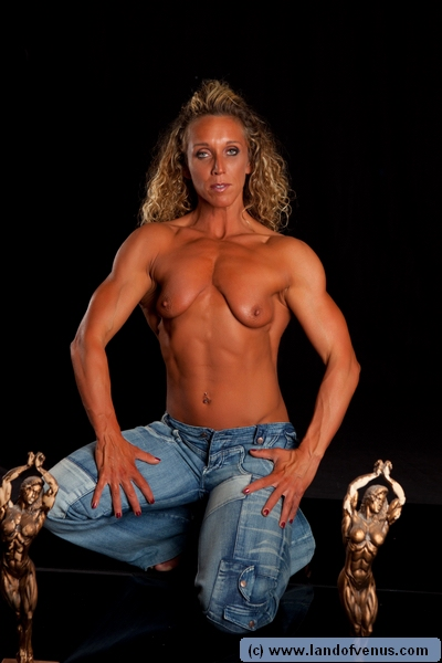 Nude women bodybuilder blog