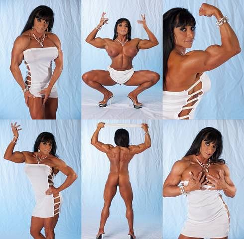 Female Bodybuilder marina LopezPicture