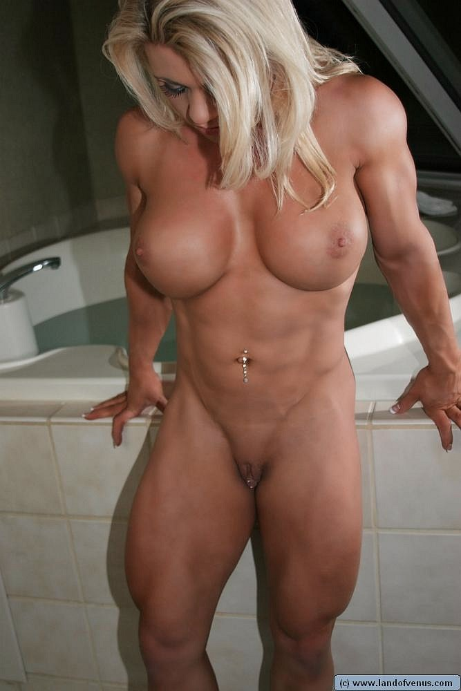 free hot sexy muscular women image
