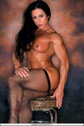 and fitness women nude Muscle