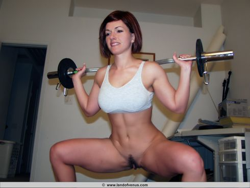 Female Bodybuilder Venus Picture