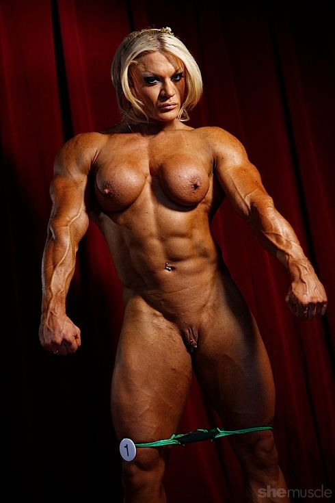 body builder nude