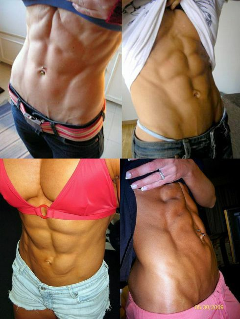 Female Abs And Is Already Up To Pictures Counting Absolutely