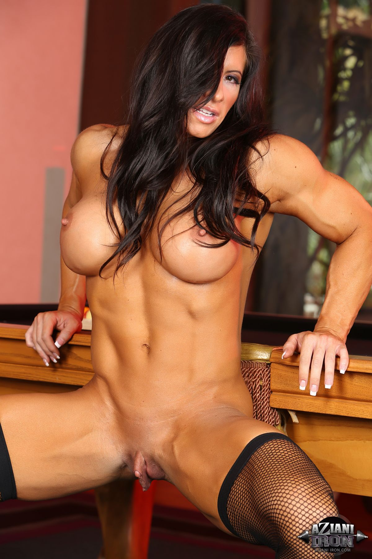 Simply Hot female fitness models naked remarkable, rather