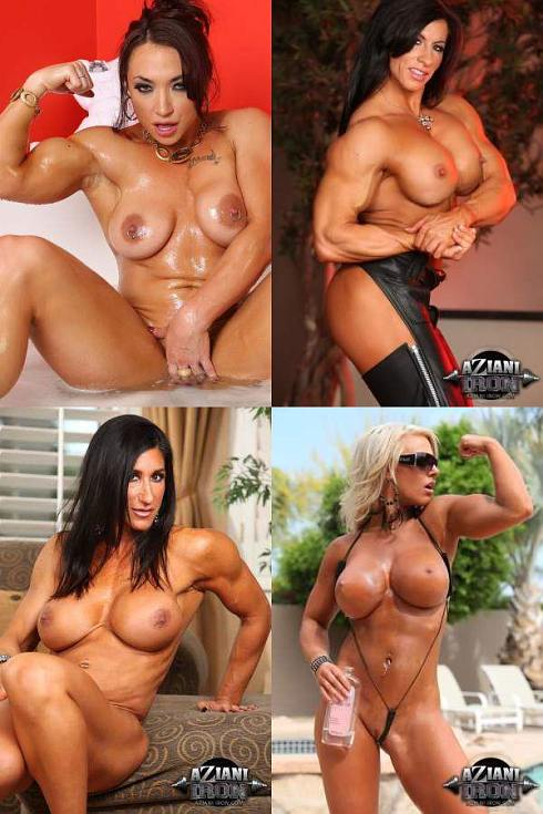 Nude Female Bodybuilders Picture