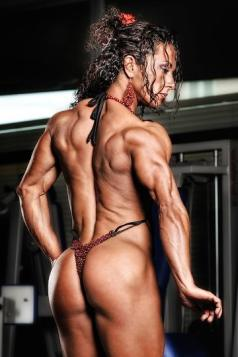 Women with Muscle Picture