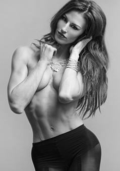 Fitness Fashion Model Picture