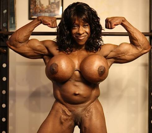 Body Builder Woman Porn