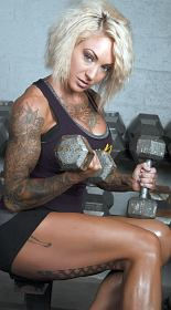 Muscle Girl Dutchess Dani Picture