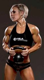 Muscle Girl Jessie Hilgenberg Picture