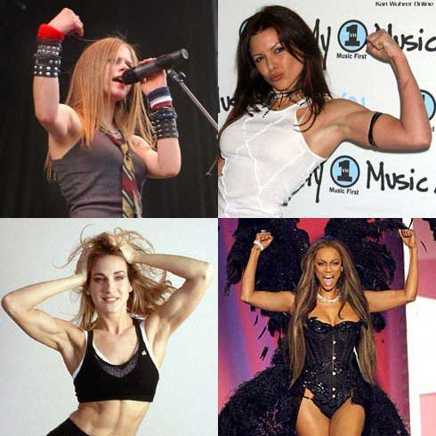 Celebrity Muscle II
