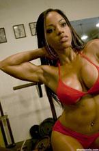 Foxy Fitness Model Chellss