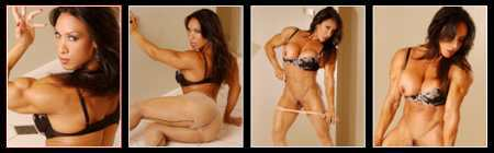 Muscle Girl Denise Masino Picture