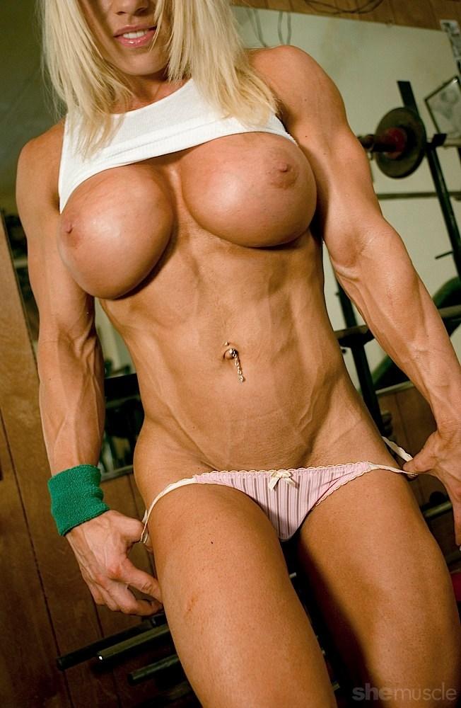 Melissa dettwiller shemuscle