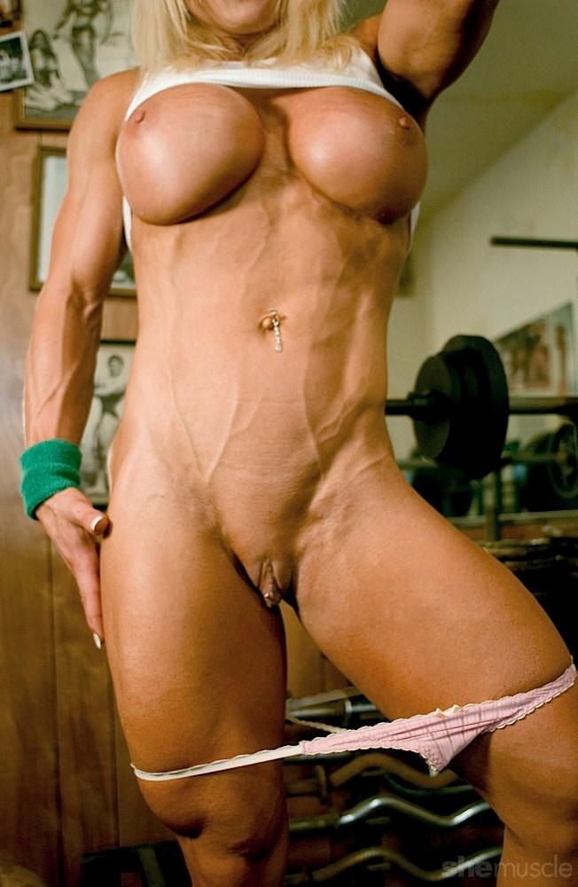 Avril Naked