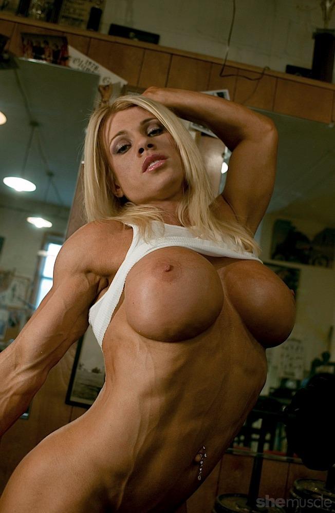 фото голых мощных баб