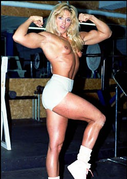 from Desmond naked american gladiators girls