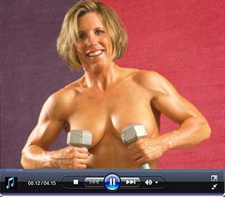 Female Bodybuilder Fucking Movie
