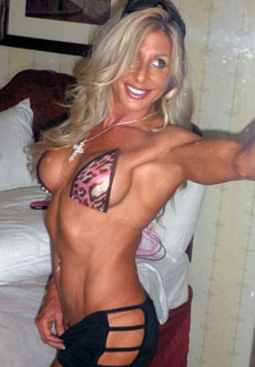 Ms Fitness Girl Picture