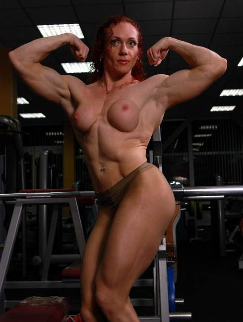 Russian Female Bodybuilder Natalia BatovaPicture