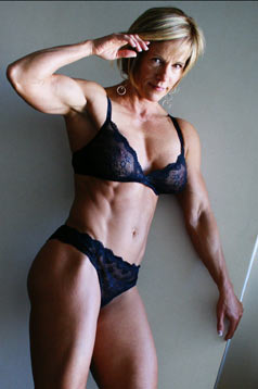 Female Bodybuilder Photo