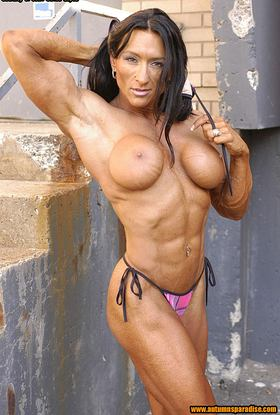 Nude wrestling bodybuilders female bodybuilders knows how