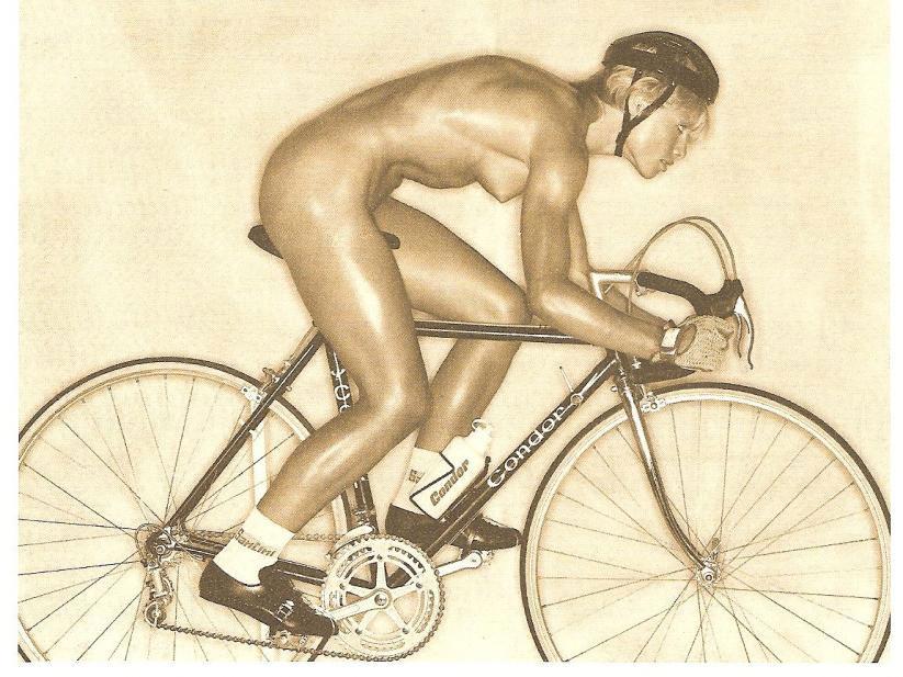 Nude Pedal Cruising Tokyo, Ride Report