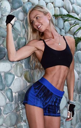 Female Fitness Trainer Picture