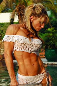 Fitness Girl Gina Osterly Picture